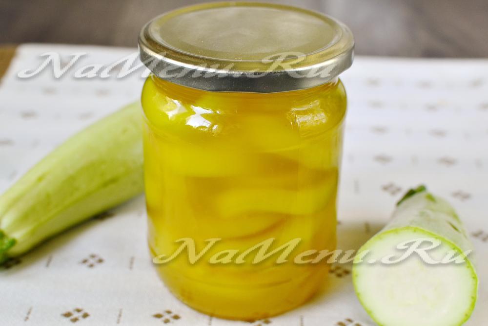 Как сделать сок из кабачков на зиму