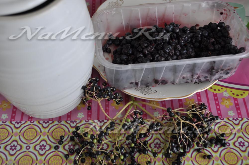 компот из черники на зиму рецепты на 3 литровую банку