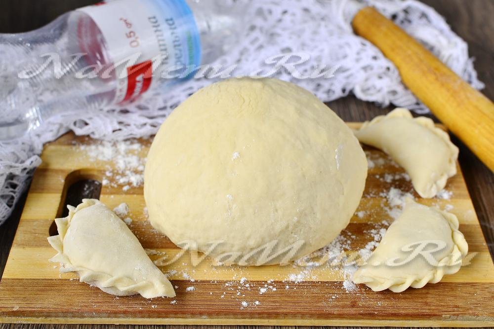 Тесто для пельменей рецепт с фото вкусный пошагово