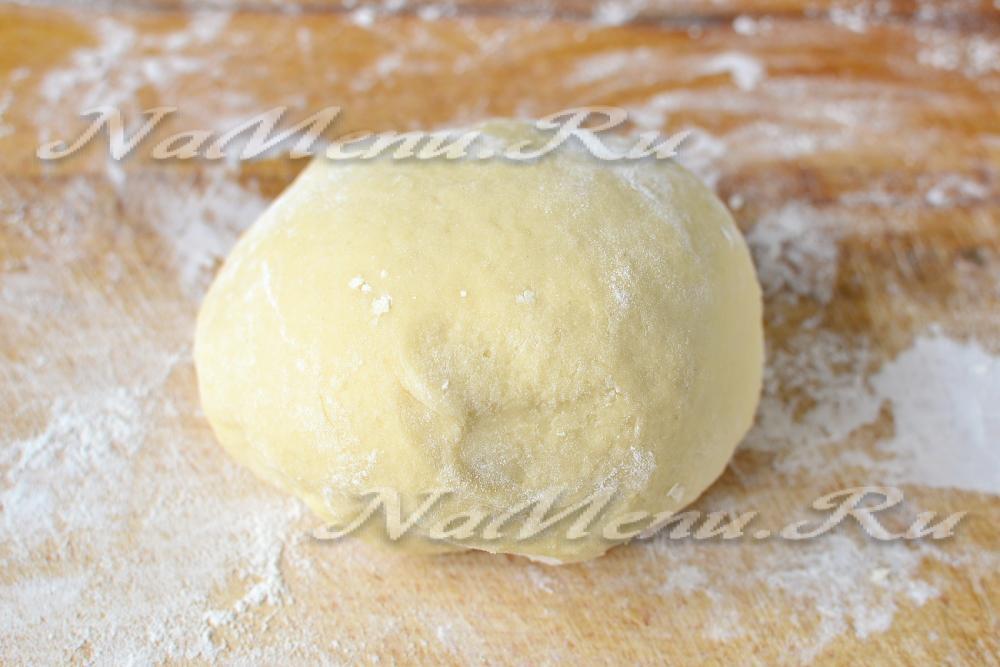 Рецепт теста для чебуреков на минералке