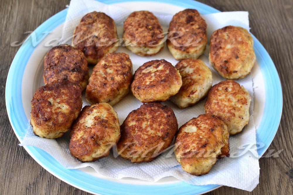 Котлеты из свинины в пароварке рецепт