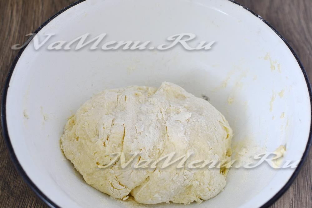 самое вкусное тесто на манты рецепт с фото