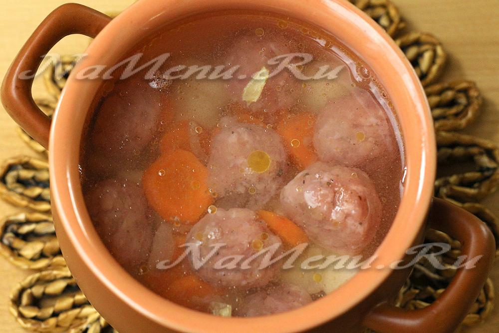 Суп с картошкой в духовке рецепт 158