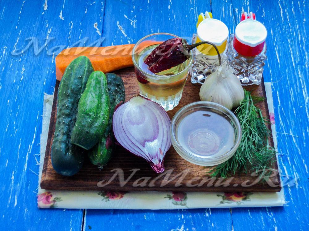 Закрутки на зиму салаты