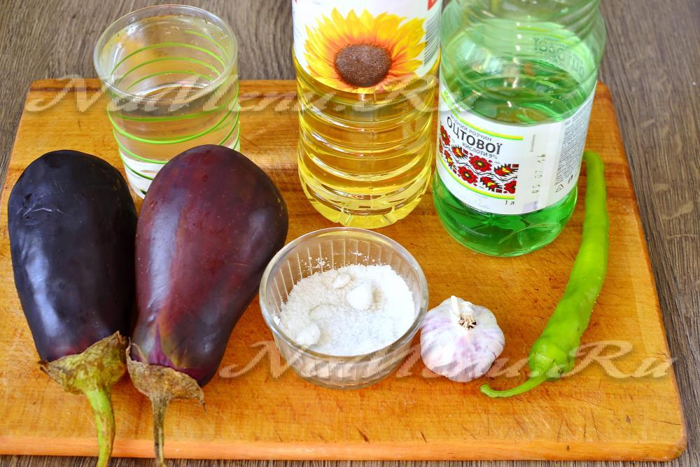 рецепты приготовления баклажанов как грибы
