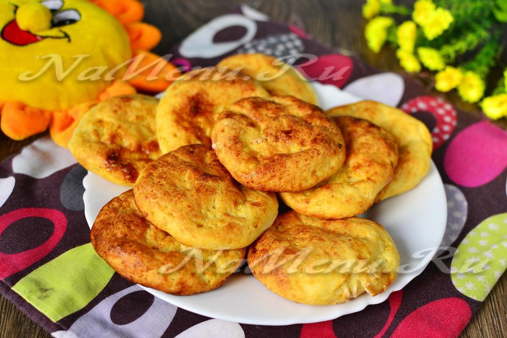 Сырники из творога - Пошаговый рецепт с фото Десерты 52