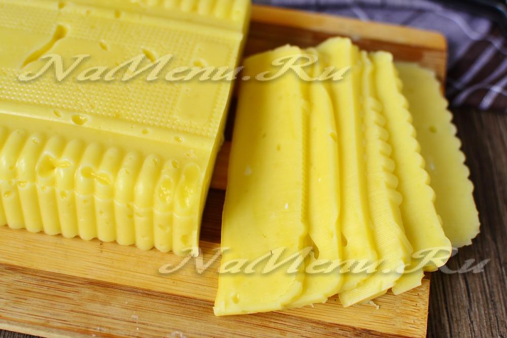 рецепт твердого сыра мультиварке