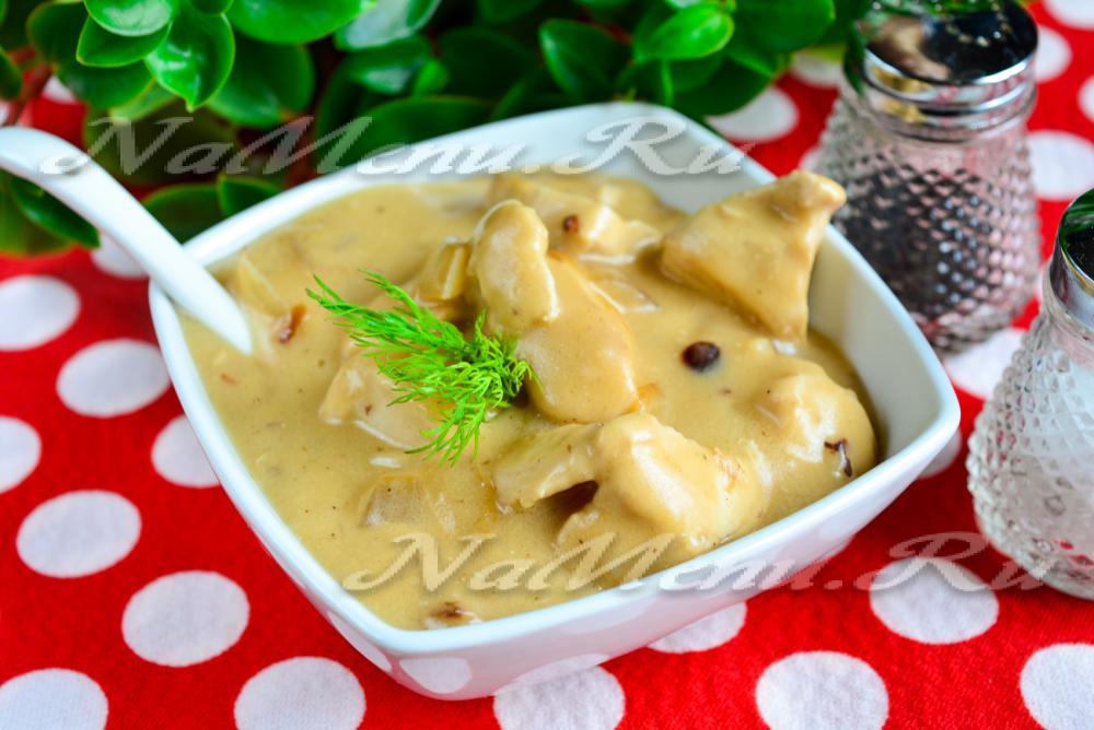 простой соус к макаронам рецепт с фото