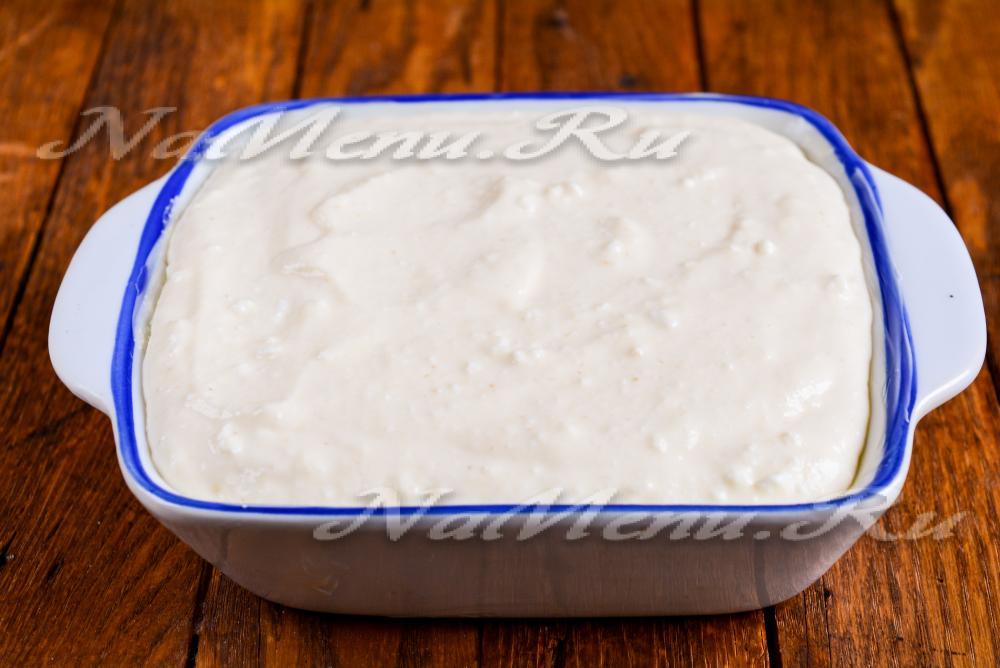 Творожная запеканка рецепт с пошагово с манкой без муки