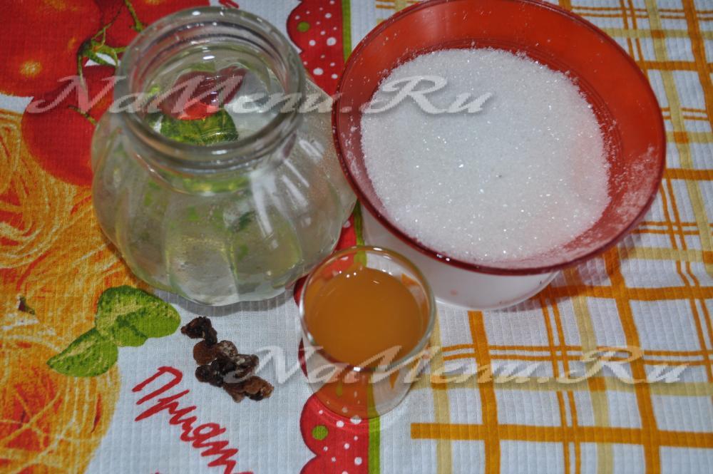Рецепт медового кваса в домашних условиях 689