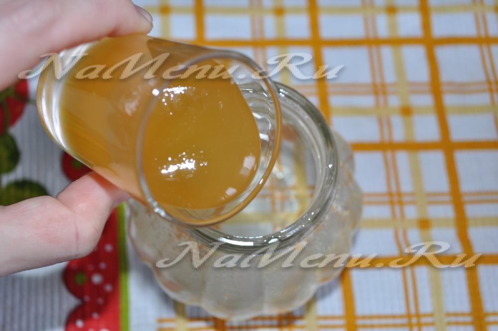 Рецепт медового кваса в домашних условиях 373