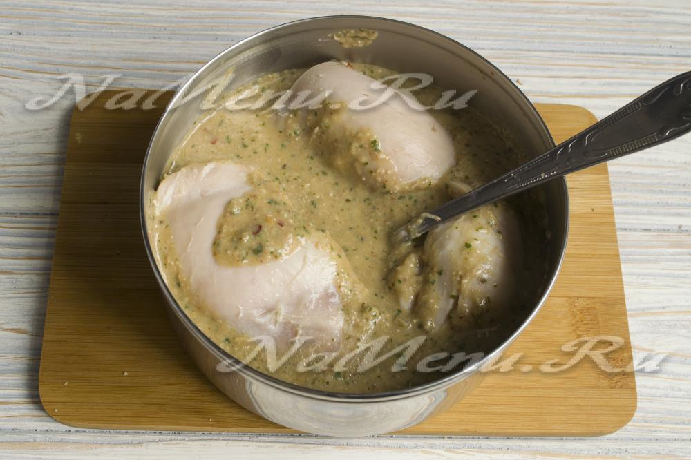 Сациви индейки рецепт с фото