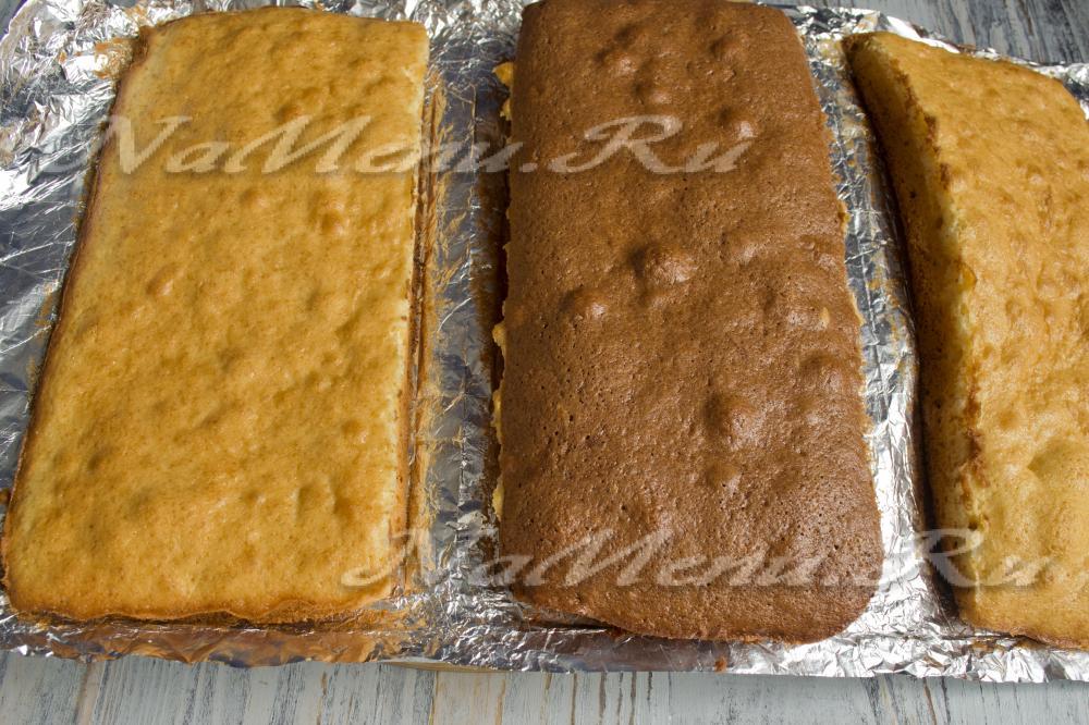 торт мечта жизни пошаговый рецепт с фото