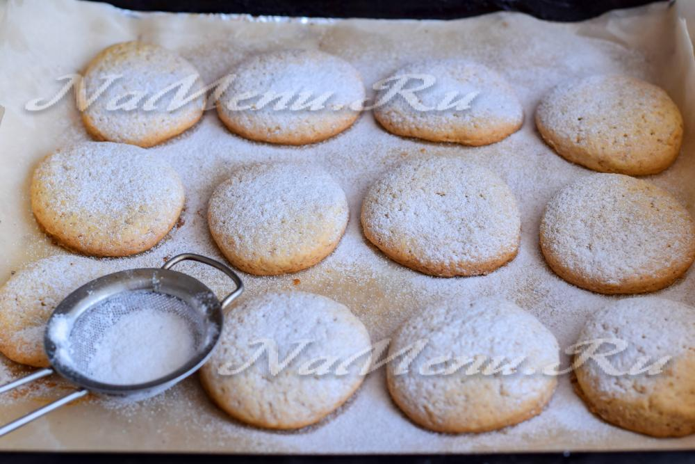 Песочное печенье для детей рецепты с фото
