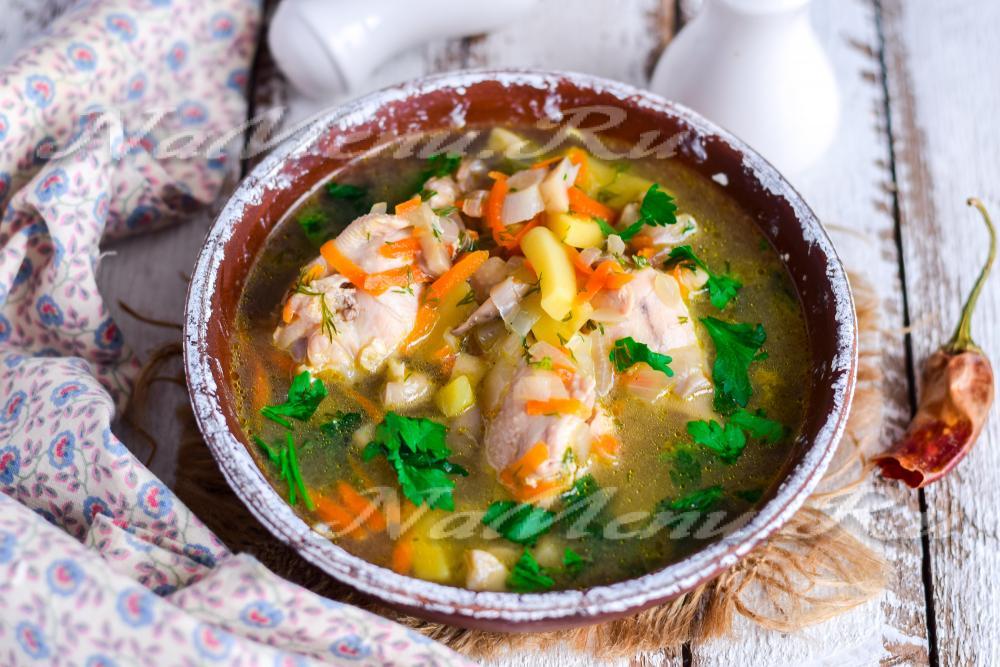 грибной суп из вешенок с картошкой рецепт с фото