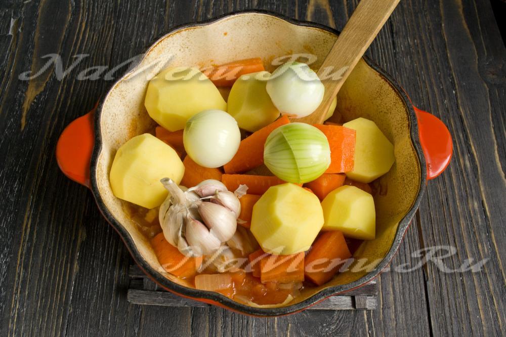 Шурпа рецепт классический пошаговый рецепт с из курицы