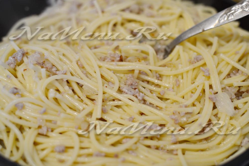Как сделать макароны рецепт с фото