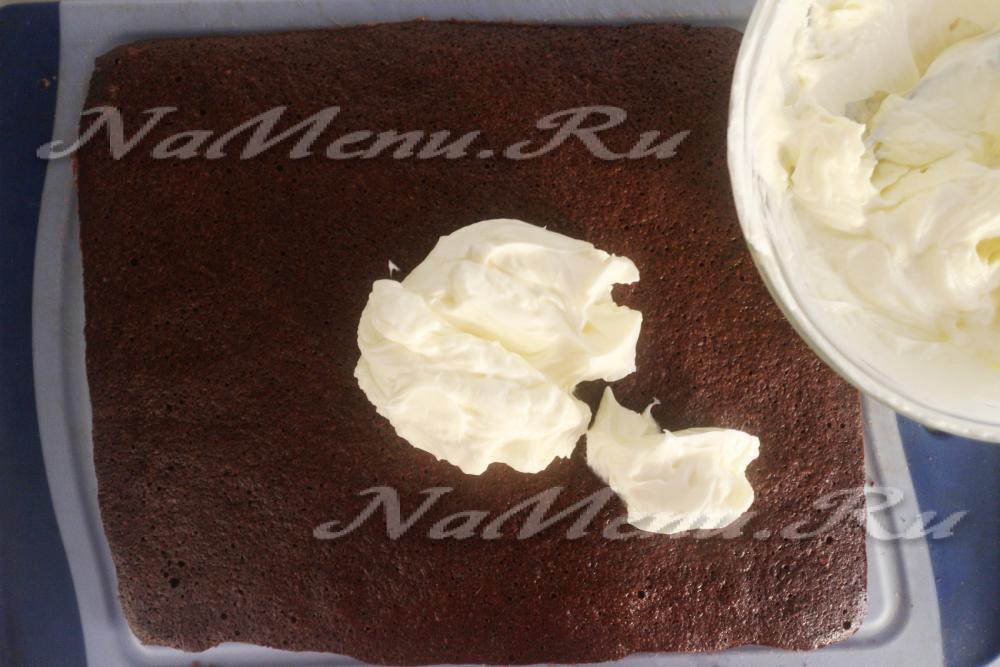 Рецепт крема для бисквитного торта на молоке