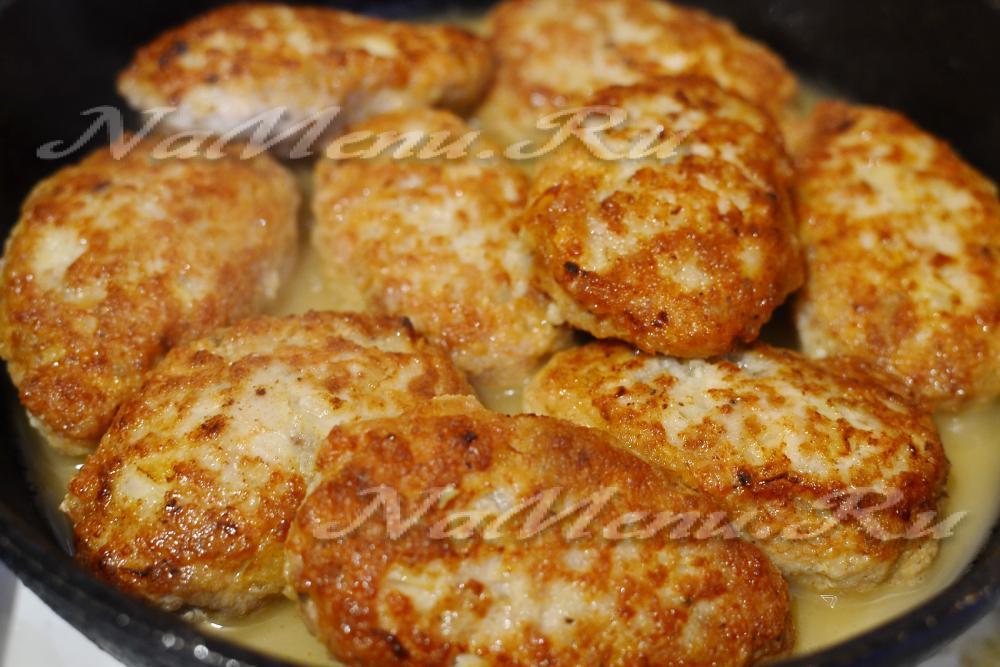 Вкусные котлеты из фарша рецепт с фото пошагово без хлеба