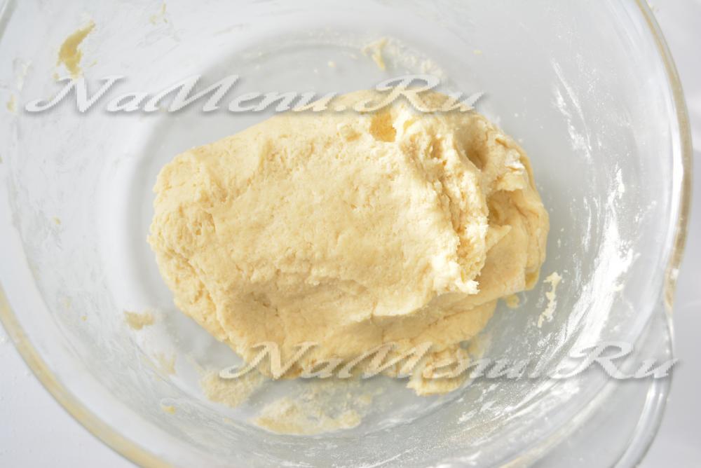 Песочное тесто рецепты с фото на маргарине