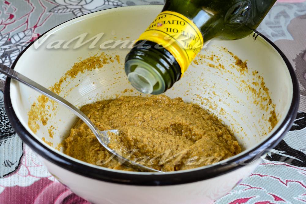 Рецепты горчицы домашних условиях на рассоле 627