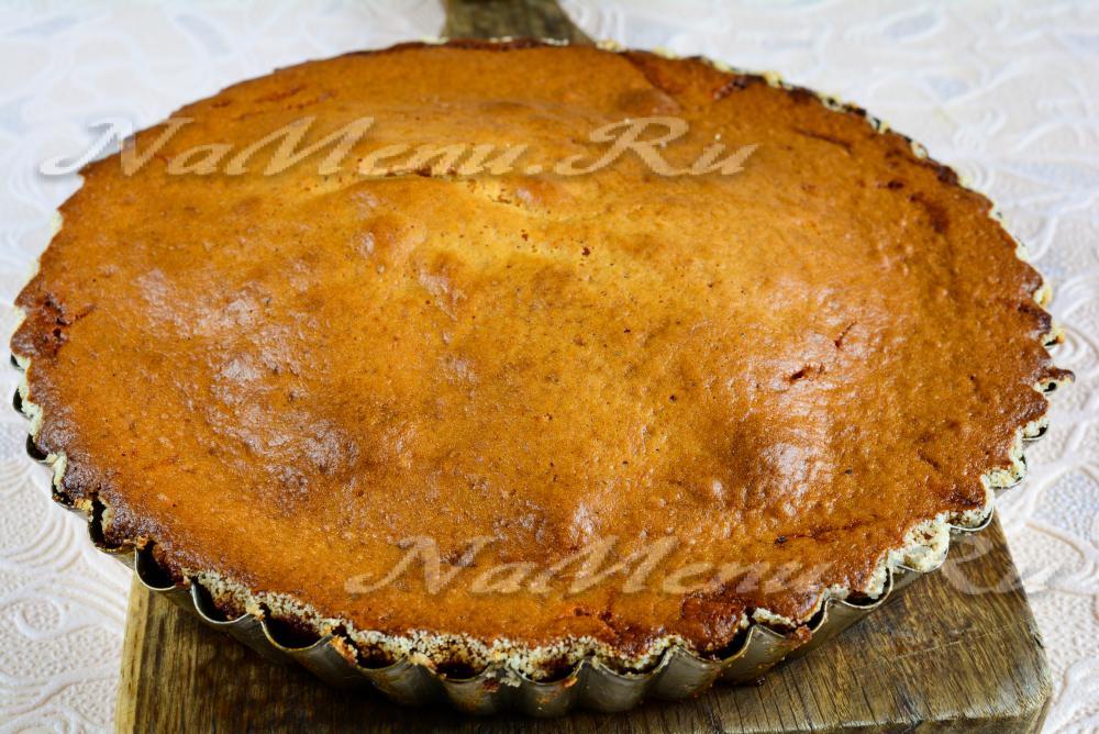 Пирог на скорую руку рецепт пошагово в мультиварке