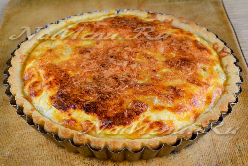 Французские пироги рецепты с фото