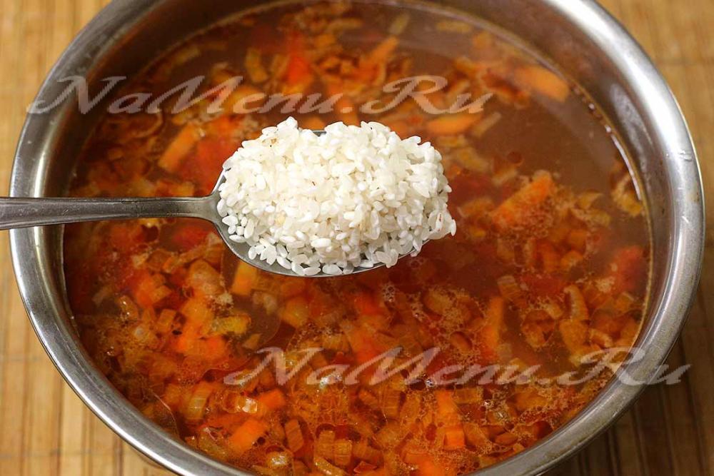 Как варить рис рецепт с фото