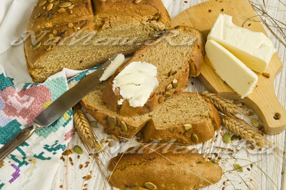 Бездрожжевой ржаной хлеб в хлебопечке рецепты пошагово