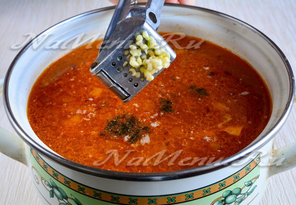 Рецепт с фото пошагово харчо
