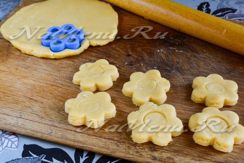 Песочное печенье рецепты на маргарине и молоке