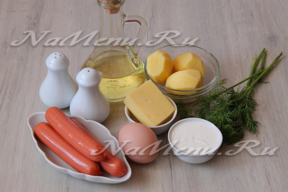рецепт запеканки с сыром в духовке