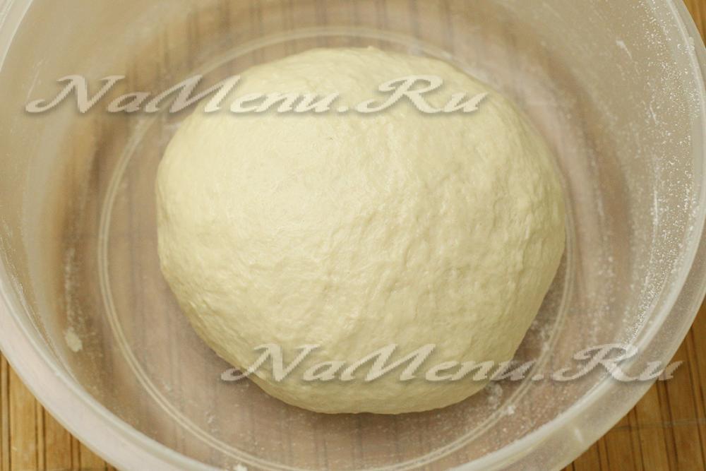 Как сделать тесто тягучее 344