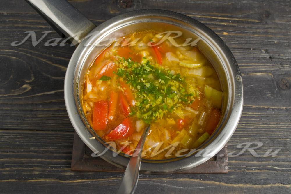 Рецепт супа из лука для похудания