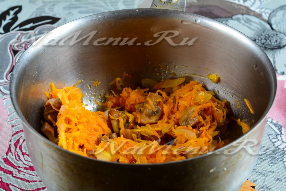 Рецепт супа для сухих грибов