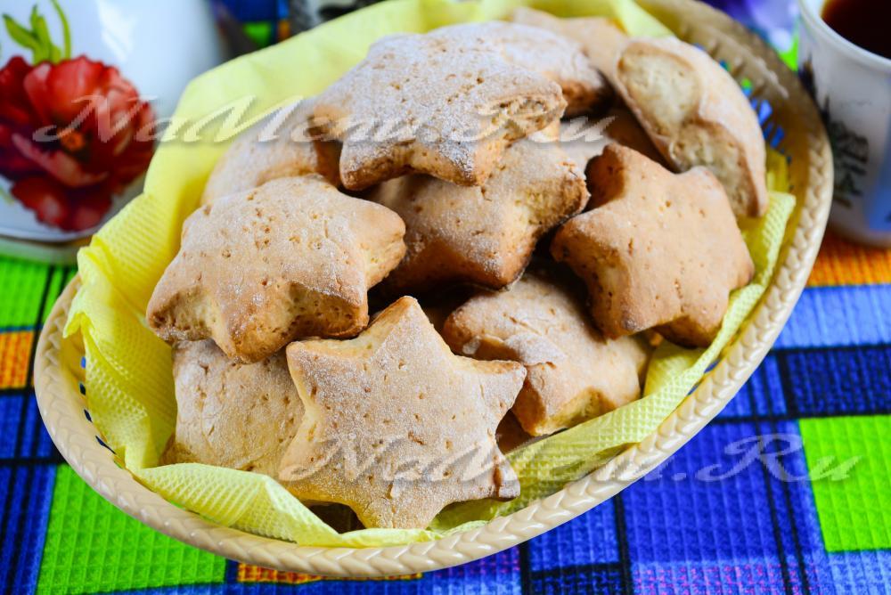 печенье на рассоле от огурцов пошаговый рецепт