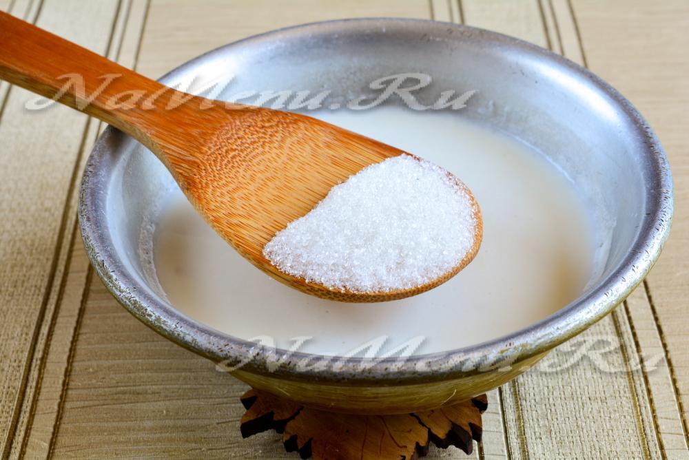 Пошаговый рецепт рисовой каши на молоке с