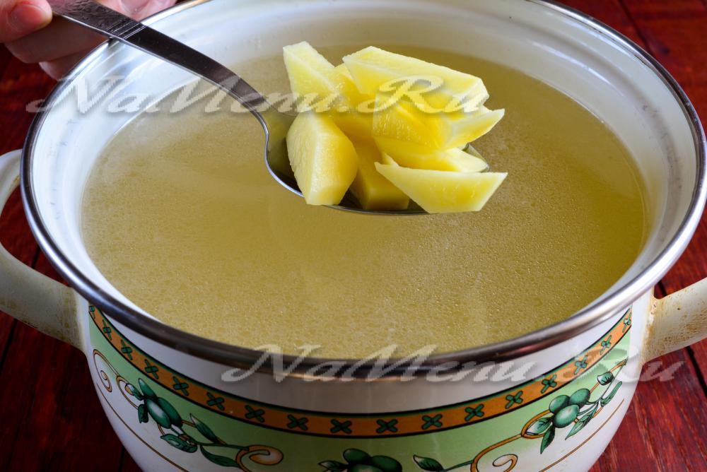 Из свежей капусты пошаговый рецепт с фото