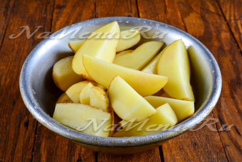 Картошка макдональдсе рецепт фото