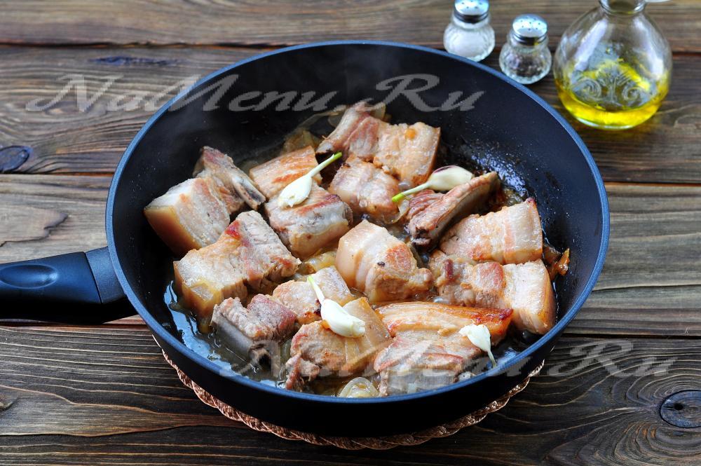 Рубец говяжий рецепт приготовления жареные
