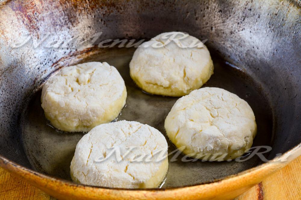 Как сделать нежирные сырники