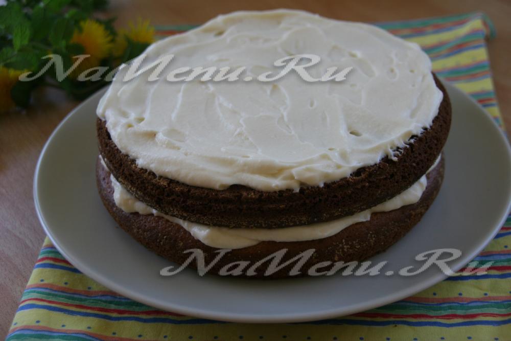 Торт сметанник рецепт простой рецепт