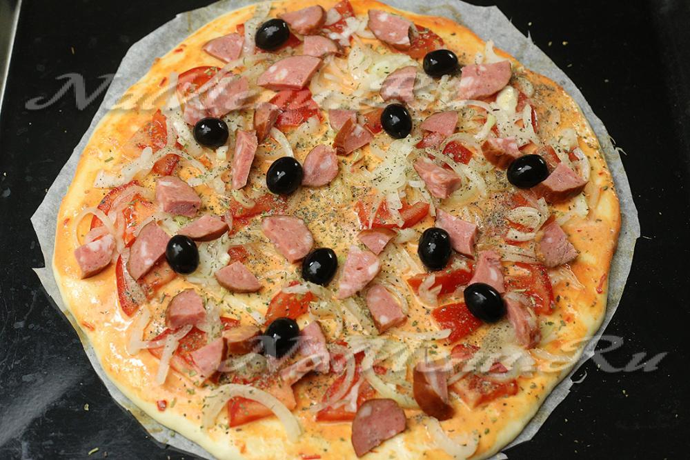 ТЕСТО ДЛЯ ПИЦЦЫ. 13 видов теста для пиццы