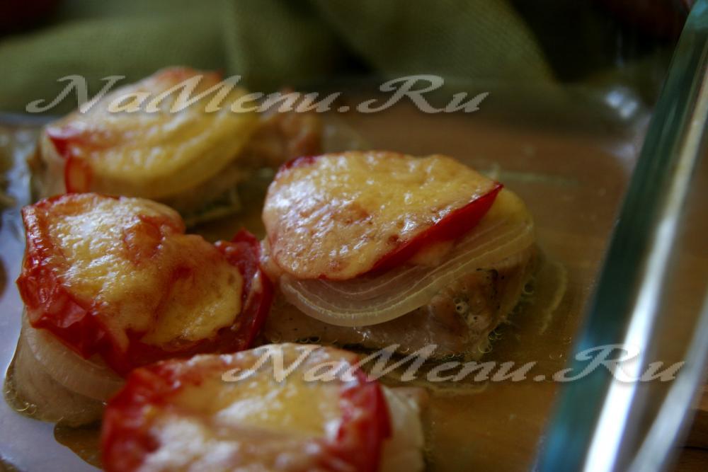 Медальоны из индейки рецепты с фото