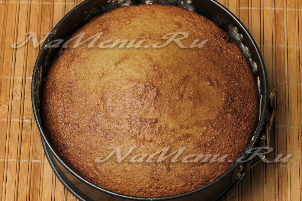 Манник с творогом рецепт классический пошаговый рецепт с на кефире