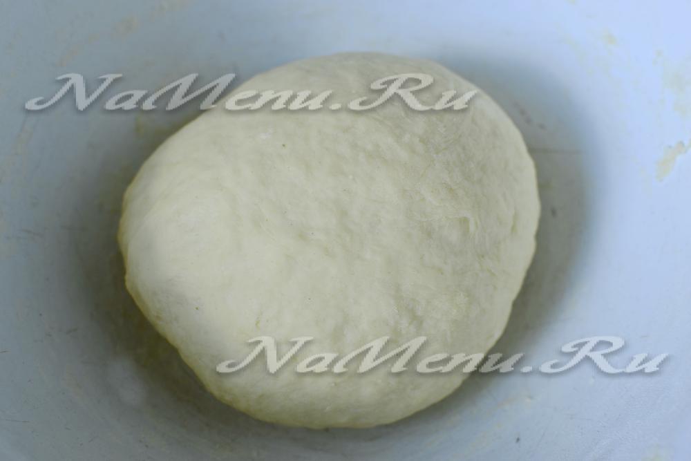 Как сделать тесто на минеральной воде