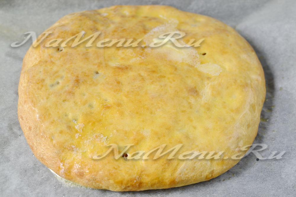 Приготовление осетинского пирога в домашних условиях 916