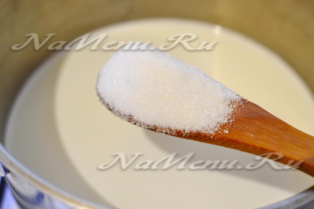 Рецепт сахара в домашних условиях с фото 160