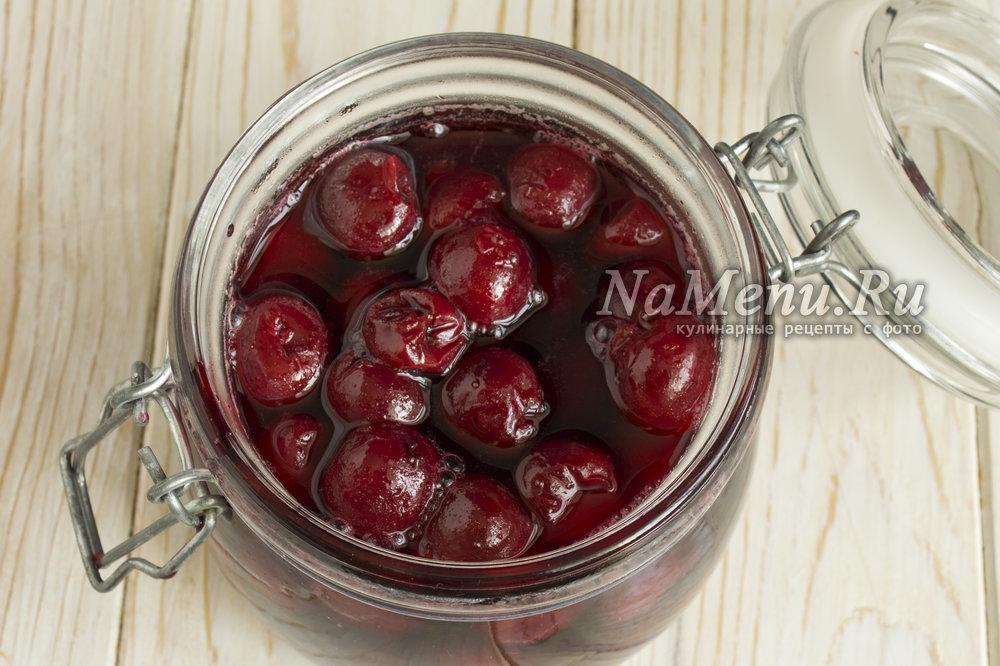 Как приготовить сок из вишни в домашних условиях 109