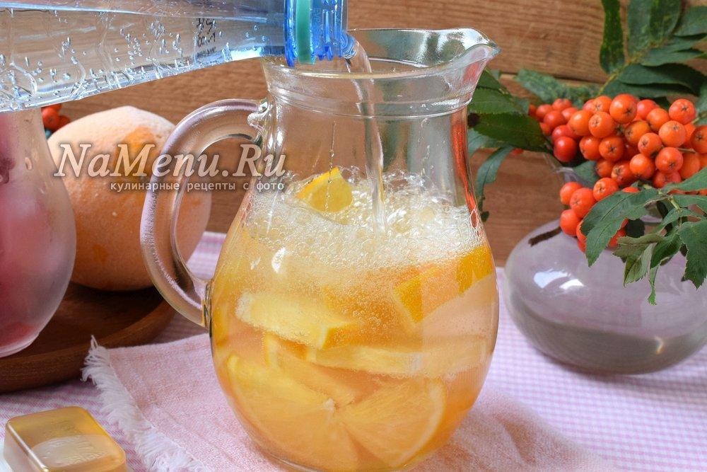 Рецепты лимонадов в домашних условиях с пошагово